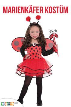 Kann ein Marienkäfer noch niedlicher sein? Ein Marienkäfer Kostüm zählt zu den Klassikern unter den Tierkostümen und ist besonders bei Kindern sehr beliebt. Das Zauberhafte Marienkäfer Kostüm für Mädchen besteht aus einem roten Kleid mit schwarzen Pünktchen und einem ausgestellten Tüllrock. Dazu passende Flügel und ein Haarreif mit Fühlern und der niedliche Stab runden das Kostüm perfekt ab. Die ideale Verkleidung also für diverse Kostümveranstaltungen. Babys, Snow White, Disney Characters, Fictional Characters, Disney Princess, Boy Or Girl, Mole, Red Gown Dress, Toddlers