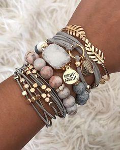 Rose Earrings, Felt Jewelry, Handmade Jewelry, Accessories, Gift By Hand - Custom Jewelry Ideas Cute Bracelets, Handmade Bracelets, Fashion Bracelets, Fashion Jewelry, Beaded Bracelets, Stacking Bracelets, Bohemian Bracelets, Embroidery Bracelets, Handmade Wire
