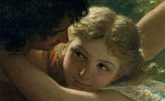 Pierre-Auguste Cot's The Storm and Springtime