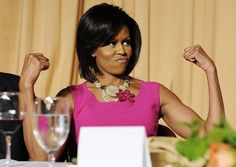 Michelle Obama is no ordinary First Lady. Check out her workout video!