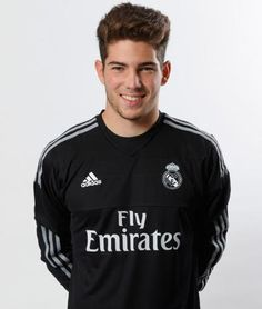 Luca Fernández Zidane - Real Madrid