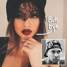 Underage Kylie Jenner Is Listening To Her Family & Dumping Rapper Tyga