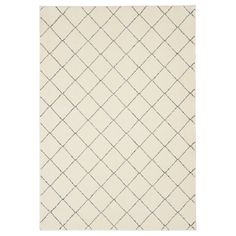 ARNAGER Teppich - weiß, beige - IKEA