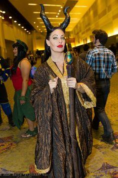 Maleficent #cosplay #Phxcc2014