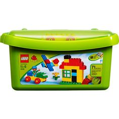LEGO Bricks & More DUPLO- Bricks Box, Large We will use these to make goodie bags for the guests.