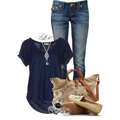 Spring 2014, created by tmlstyle on Polyvore