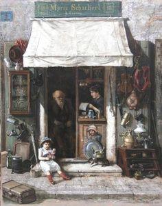 Stará maľba a socha | Galéria mesta Bratislavy Bratislava, Art Boards, Socha, Saints, Painting, Painting Art, Paintings, Painted Canvas, Drawings