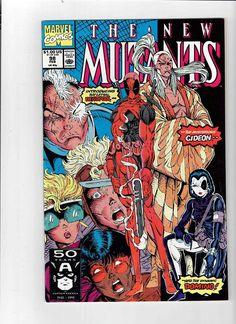 NEW MUTANTS #98 First Deadpool appearance!! Grade 9.2! WOW!!  http://cgi.ebay.com/ws/eBayISAPI.dll?ViewItem&item=302037372158&roken=cUgayN&soutkn=2FuCqj