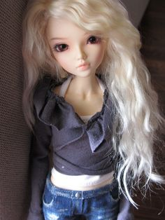 harlow the little minifee doll