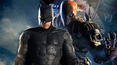 Report: Ben Affleck's Batman will face Deathstroke in solo film