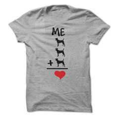 cb919d456 This design #4056320703 Dog Math-3 Dogs Classic Guys / Unisex Tee Has been