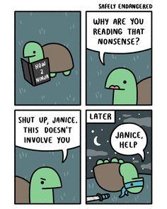 how 2 ninja #webcomic #comics #lol #safelyendangered by safely_endangered