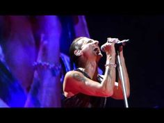 ▶ Depeche Mode - Walking In My Shoes LIVE HD (2013) Staples Center Los Angeles - YouTube