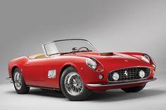 1962 Ferrari 250 GT SWB California Spyder added to RM's Monterey auction