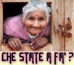 Che state a fa'? Learning Italian, Good Mood, Funny Photos, Good Morning, Einstein, Lol, Memes, Gandhi, Smile