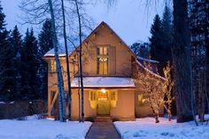Aspen cottage by mcalpine tankersley