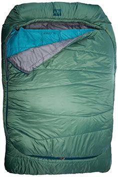 65ca0464ee37 Kelty TruComfort 20 Degree Double Wide Sleeping Bag Fern    BEST VALUE BUY  on Amazon