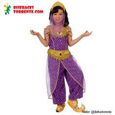 Disfraz Bailarina Árabe niñas
