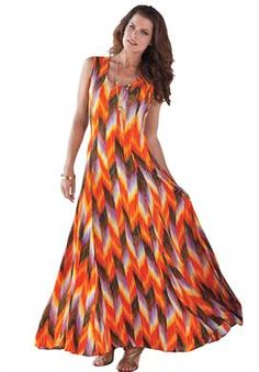 valentine's day maxi dress
