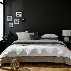 Image 2 of the product WASHED LINEN DUVET COVER