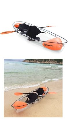 Crystal Clear Transparent 2 Person Kayak                                                                                                                                                                                 More