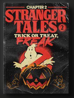 Stranger Things 2 Chapter 2 Poster - Butcher Billy