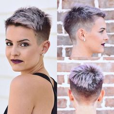 Lisa Cimorelli Short Hairstyles - 1