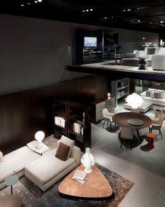 Minotti showroom on Madison Avenue http://www.designinvogue.com/minotti-showroom-on-madison-avenue/