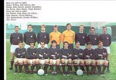 Dundee Fc 1970-71 Retro Football, Football Team, Dundee Fc, Jim Wilson, John Duncan, Back Row, Team Photos, Place Card Holders, Logo