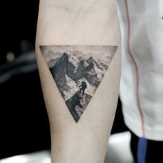People Are Getting Double Exposure Tattoos And They're Amazing