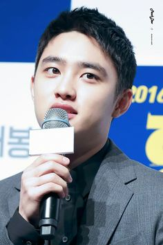 "D.O. at Movie ""My Annoying Brother"" Press Conference"