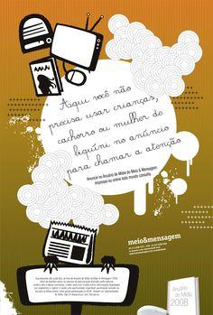 Puta Sacada - Redação Publicitária - 2007 novembro