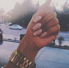 Find images and videos about pink, nails and watch on We Heart It - the app to get lost in what you love. Hair And Nails, My Nails, Luxury Nails, Diy Nail Designs, Exotic Beauties, Tumblr, Nail Bar, Mani Pedi, Nail Inspo