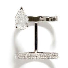 Diamond ring, POA, Repossi