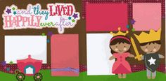 And They Lived Happily Ever After Page Kit