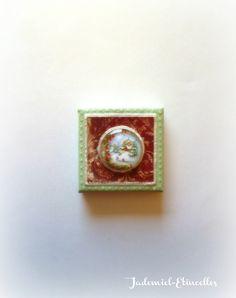"""*NOEL*Mini toile décorative série """" Sainte Nuit ... """" n°43 : Accessoires de maison par jademiel-etincelles"""