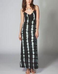 ANM Tie Dye Maxi Dress