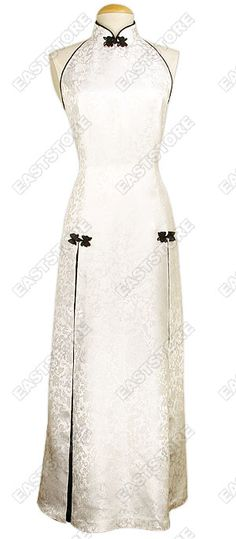 I think this would be either a great wedding OR bridesmaid dress.  Found it at www.eaststore.com.