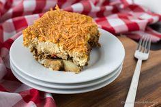 Gluten-Free Vegan Breakfast Casserole
