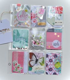 Lorrie's Story: Outgoing Pocket Letters