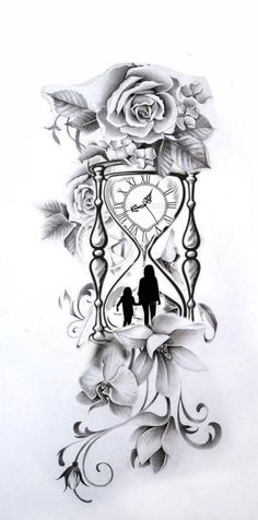 Dope Tattoos For Women, Cool Arm Tattoos, Badass Tattoos, Sleeve Tattoos For Women, Mom Tattoos, Body Art Tattoos, Hand Tattoos, Tattoo Oma, Tattoo Femeninos