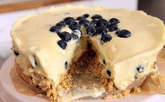 Τσιζκέικ λευκής σοκολάτας: Η απόλυτη συνταγή χωρίς ψήσιμο