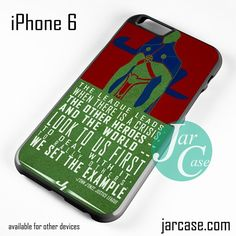 J'onn Martian Phone case for iPhone 6 and other iPhone devices