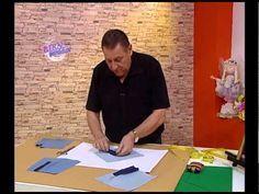 Hermenegildo que explica la terminación de las mangas de la camisa de hombre Visitá www.bienvenida