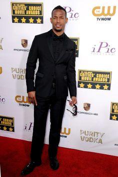 Marlon Wayans attends the19th Annual Critics' Choice Movie Awards at Barker Hangar on January 16, 2014 in Santa Monica, California.