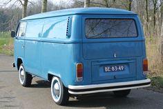 Volkswagen - T2 panel van - 1972