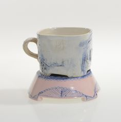 The Cup Mashup 2017. A collaboration between Helle Bovbjerg Denmark and Adriana Christianson Australia