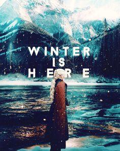 game of thrones [ Daenerys Targaryen ] — love my queen. 7x06 [ Winter is Here ]