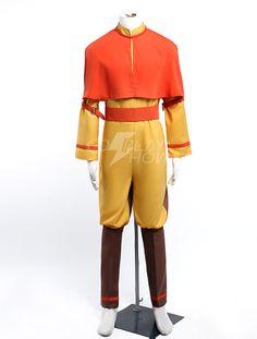 Avatar Aang Cosplay Costume - Cosplayshow.com by Milanoo