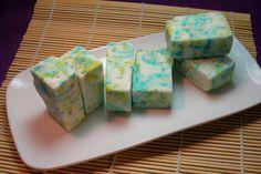 Rosemary Mint Scrubbly Bar  9 oz.sugar scrub by slightlymelted, $10.25